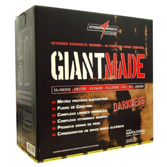 Giant Made Darkness (3Kg) - Integral M�dica