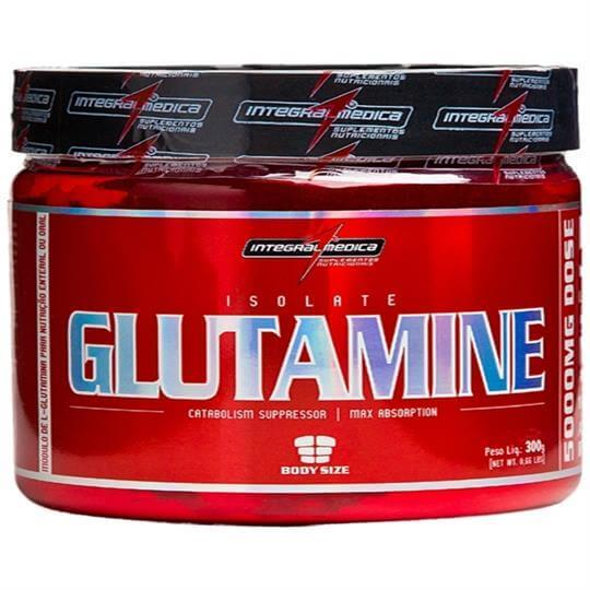 L-Glutamine Body Size (300g) - Integralm�dica