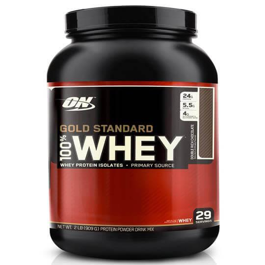 100% Whey Protein Gold Standard (943g) - Optimum Nutrition