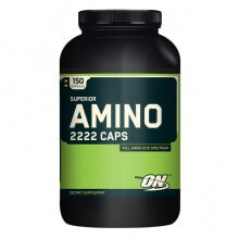 Amino 2222 (150caps) - Optimum Nutrition