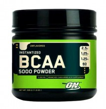 BCAA 5000 Powder (345g) - Optimum Nutrition
