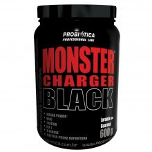 Monster Charger Black (600g) - Probi�tica