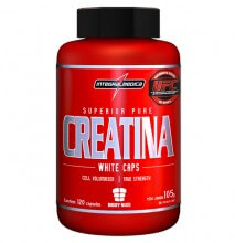 Creatina Bodysize (120caps) - Integral M�dica