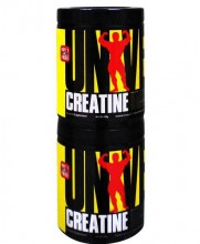 Creatina Powder (400g)(Combo) - Universal Nutrition