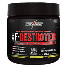 Super F-Destroyer (200g) - Integral M�dica