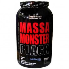 Massa Monster Black (1,5 kg) - Probi�tica