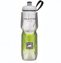 Garrafa T�rmica Degrad� Verde (710ml) - Polar Bottle
