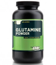 Glutamine Powder (300g) - Optimum Nutrition