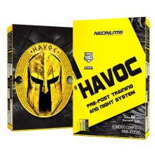 Havoc Pre-Post Training and Night System (66packs) - NeoNutri