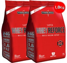 Kit 2 Super Whey Reforce (907g) (Total: 1,8kg) - Integralm�dica
