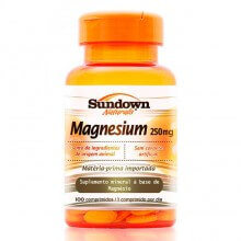 Magnesium 250mg (100comp) - Sundown