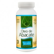 �leo de Abacate 1000mg (60caps) - Stem Pharmaceutical