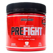 Pre Fight Power (200g) - Integralm�dica