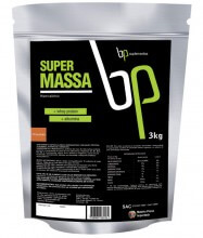 Super Massa BP (3kg) - BP Suplementos