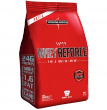 Super Whey Reforce (907g) (Refil - Saco) - Integralm�dica