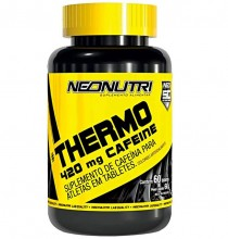 Thermo 420mg de Cafe�na (60tabs) - NeoNutri