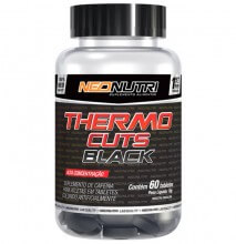 Thermo Cuts Black (60tabs) - Neo Nutri