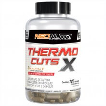 Thermo Cuts X (120caps) - Neo Nutri