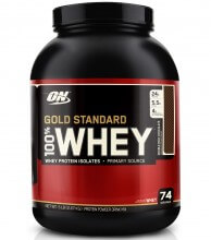 100% Whey Protein Gold Standard (2273g) - Optimum Nutrition