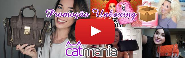 Promoção Unboxing Catmania