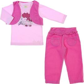 Conjunto de Bebe - Dolly - cod.6001
