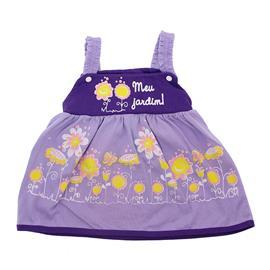 Vestido de Bebe - Palminha - cod. 6194