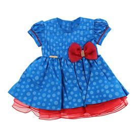 Vestido Galinha Pintadinha para Bebê - Cod. 8117