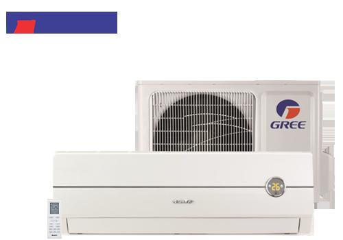 Ar Condicionado Split Hi Wall Garden Gree 9000 BTU Quente e Frio GWH09MA-D1NNA8C