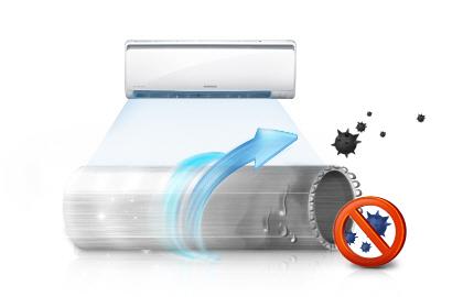 Limpeza Automatica - Auto Clean