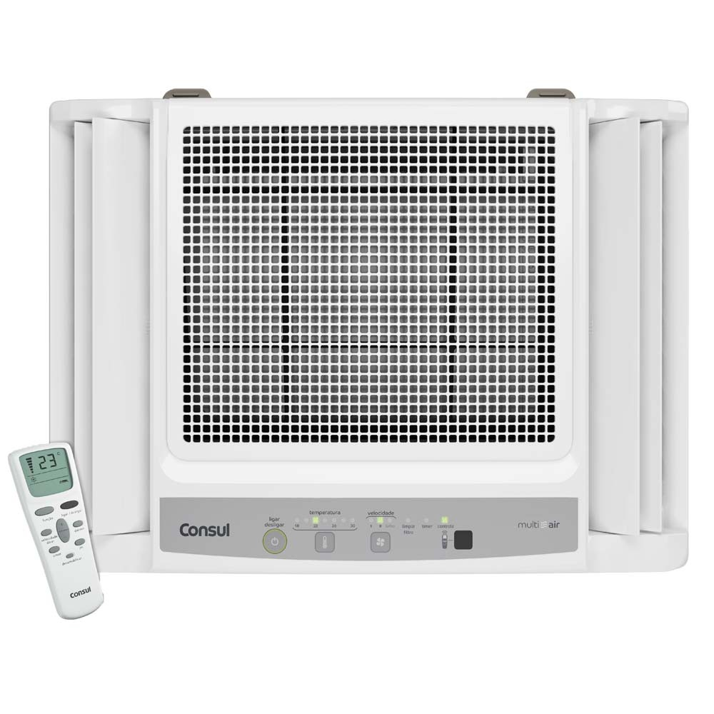 Ar Condicionado Janela Consul Eletrônico 7500 BTU Frio 127v
