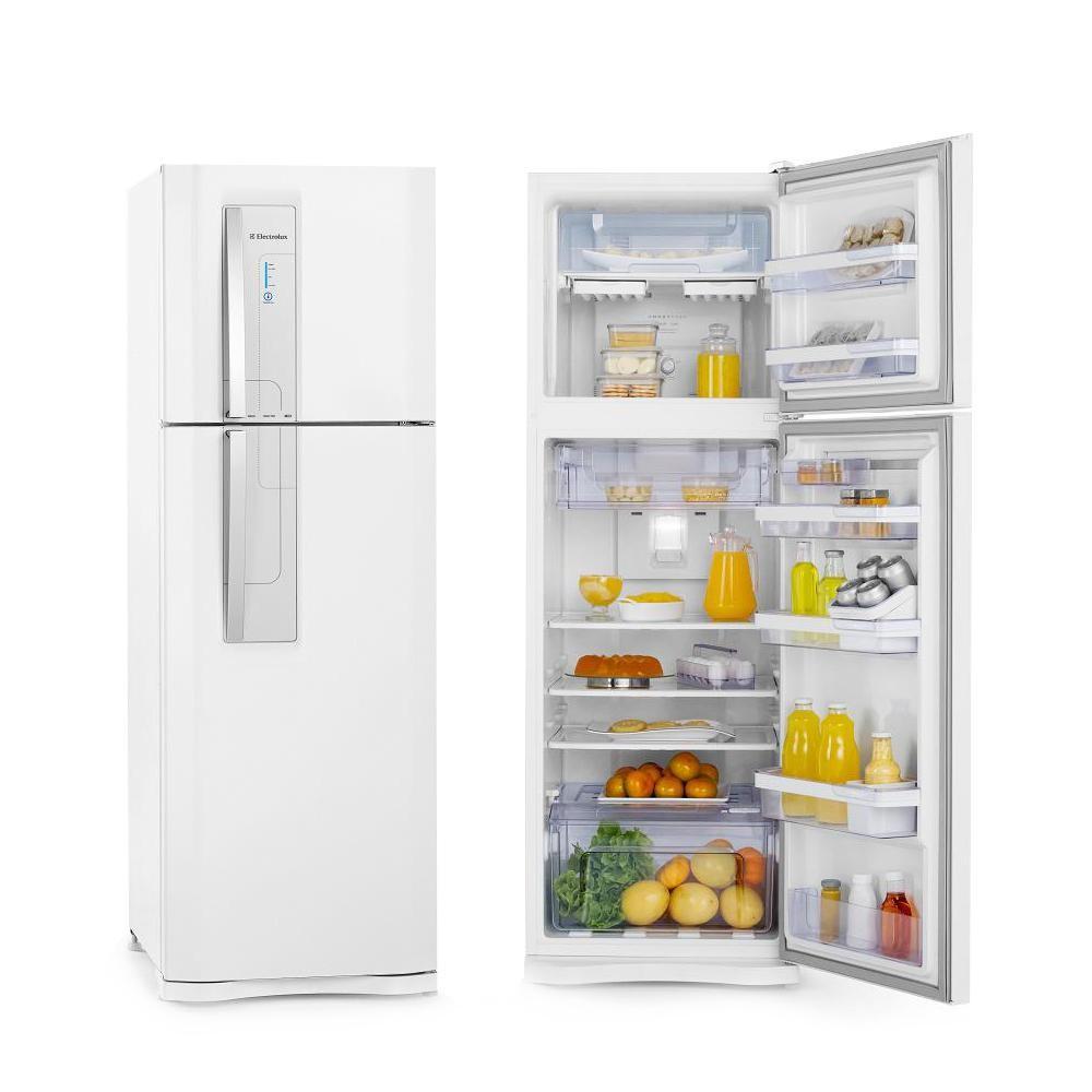Geladeira Electrolux 2 Portas 382 Litros Branco Frost Free 220v