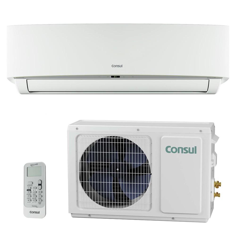 Ar Condicionado Consul Inverter 9000 BTU Quente e Frio 220v