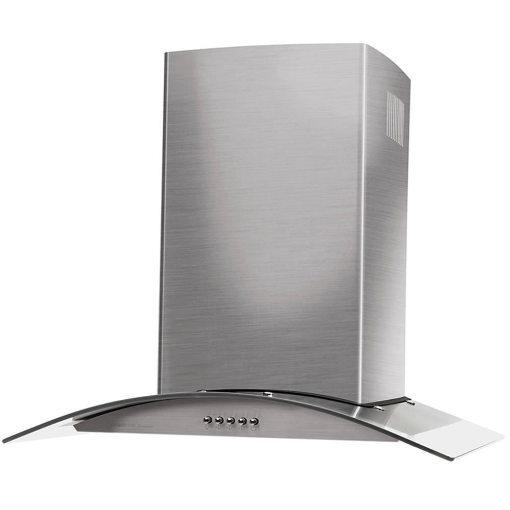 Coifa de Parede Cadence Gourmet 60cm Vidro Inox 220v