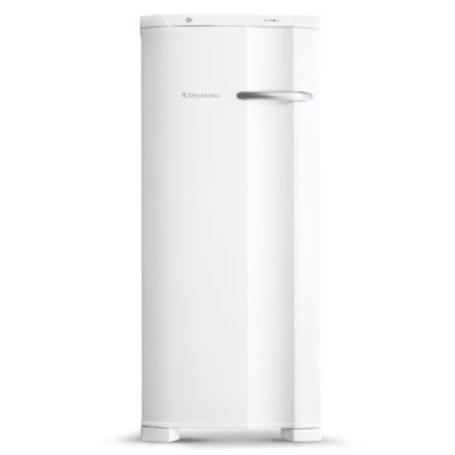 Freezer Electrolux Vertical 145 Litros 1 Porta Cycle Defrost Branca 220v