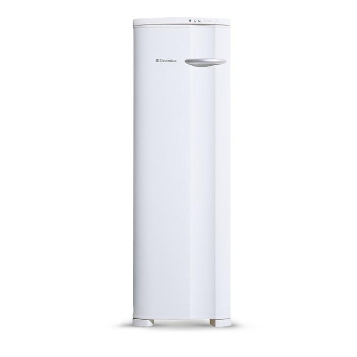 Freezer Electrolux 1 Porta Vertical 218 Litros Branco Frost Free 220v