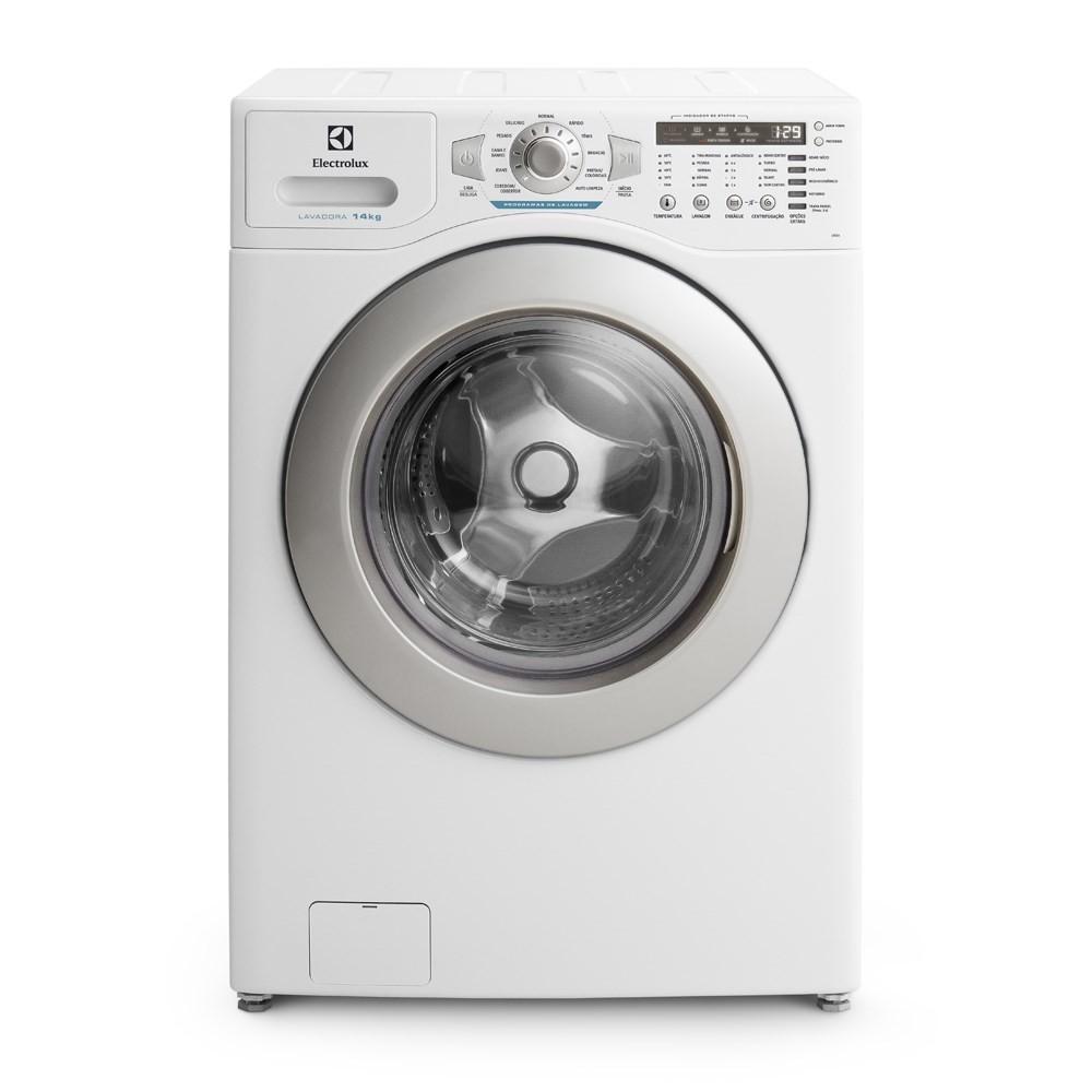m quina de lavar roupas electrolux front load lfe14. Black Bedroom Furniture Sets. Home Design Ideas