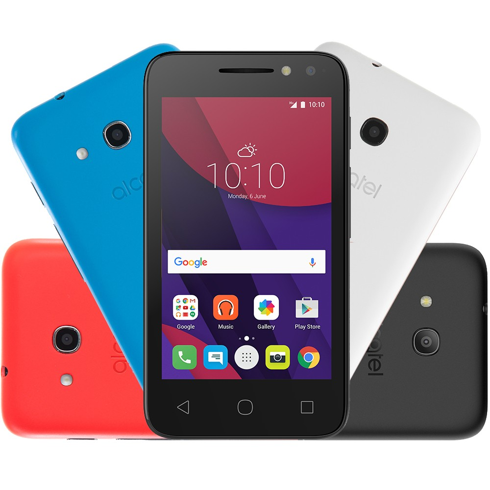Smartphone Alcatel PIXI4 4 ´ Colors OT4034E