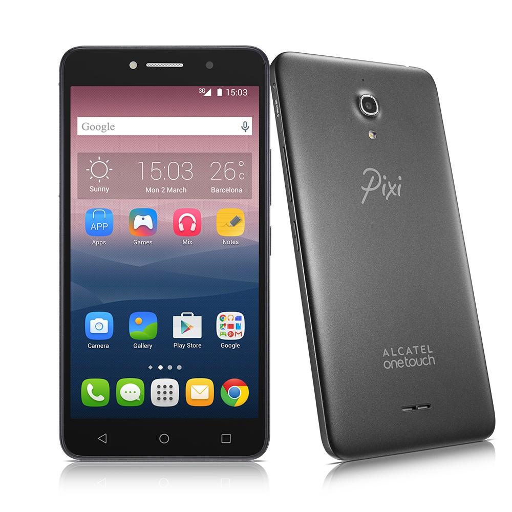 Smartphone Alcatel PIXI4 6 ´ OT8050 Preto
