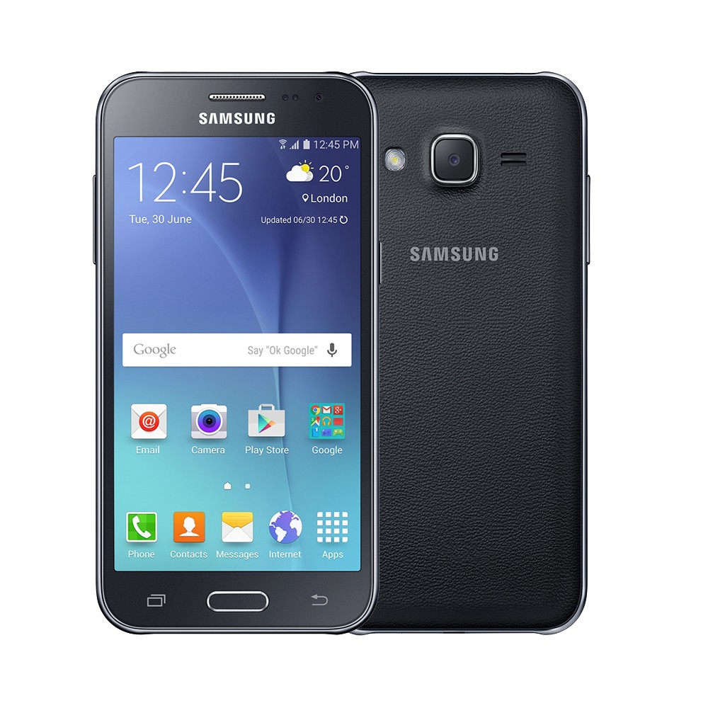 Smartphone Samsung Galaxy J2 TV Duos Preto
