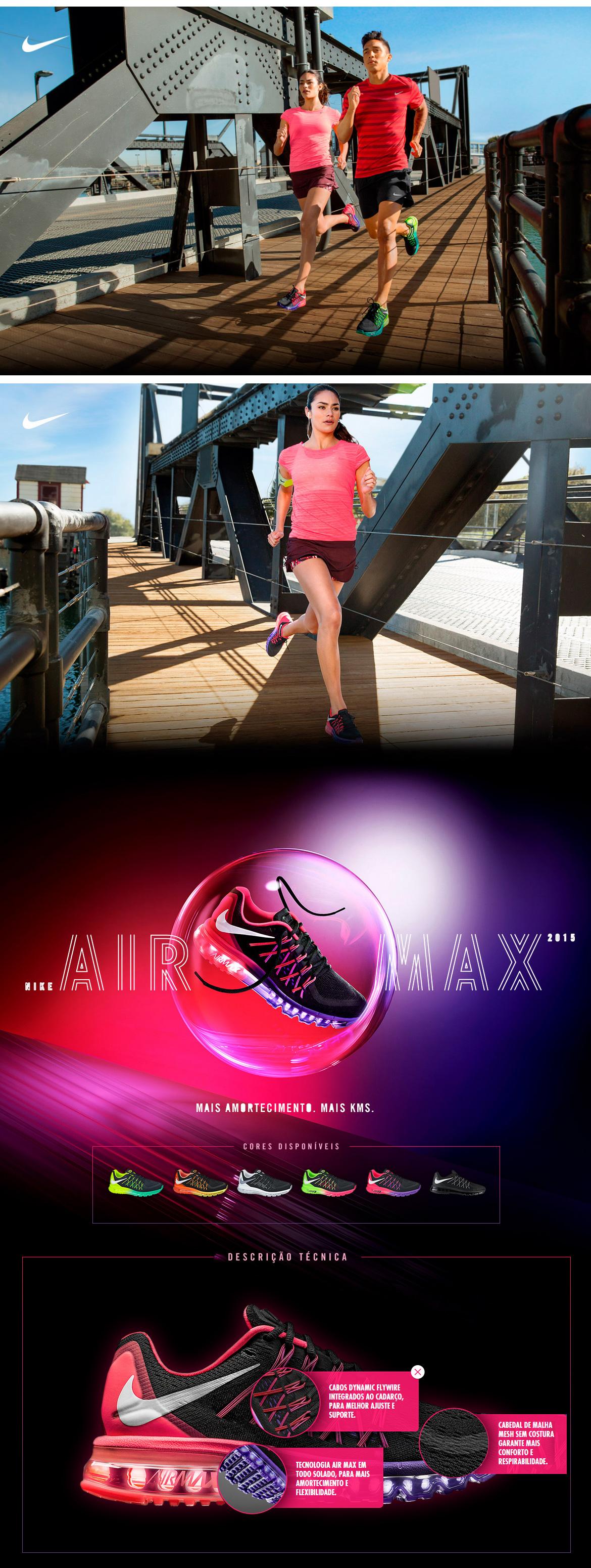 Tênis Air Max 2015 Original Freecs