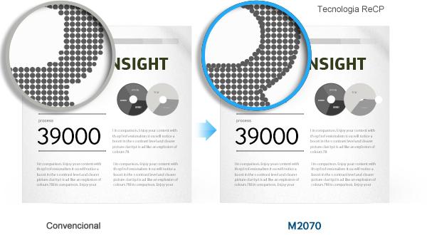 multifuncional samsung m2070
