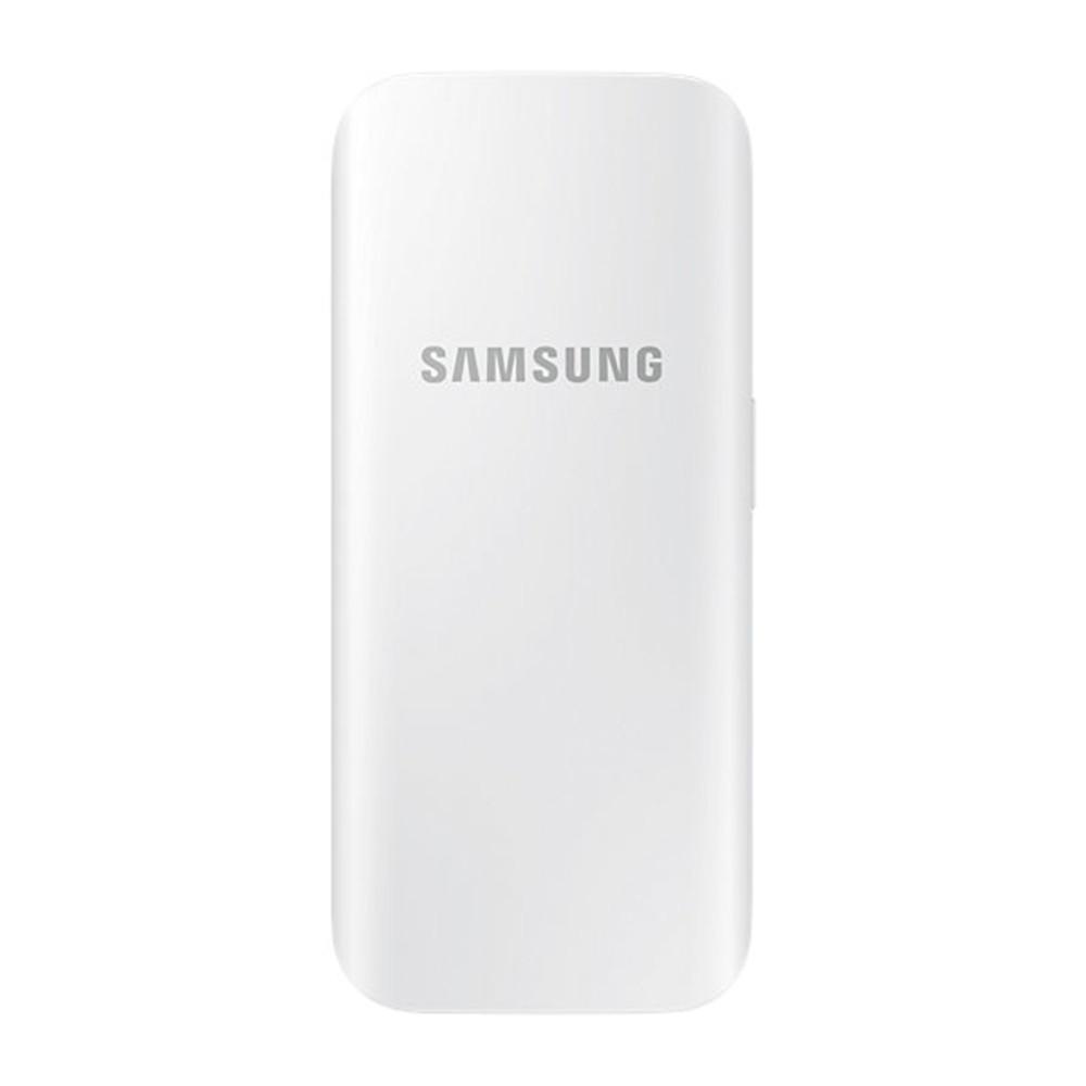 Bateria Externa Samsung para Celular e Tablet EB - PJ200B, 2100mAh - Branco