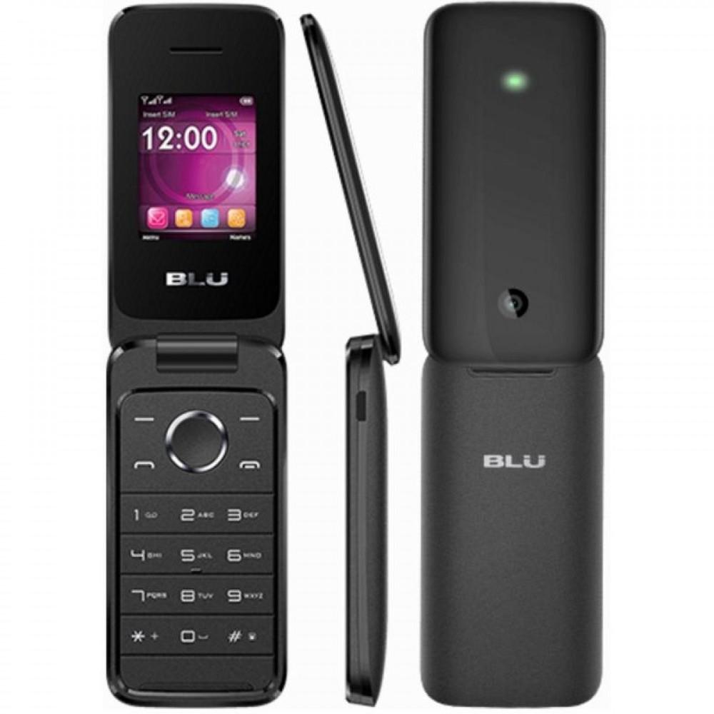 Celular Blu Diva Flex T370 Preto, Dual Chip, Tela 1.8 ´, Câm VGA, Bluetooth, FM, MP3 / MP4