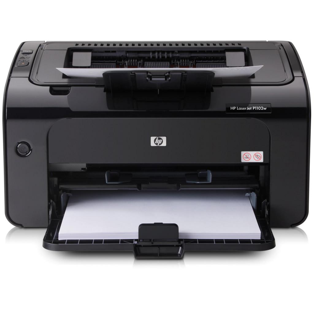 Impressora Laser Mono HP Laserjet Pro P1102W com Rede Wireless e ePrint