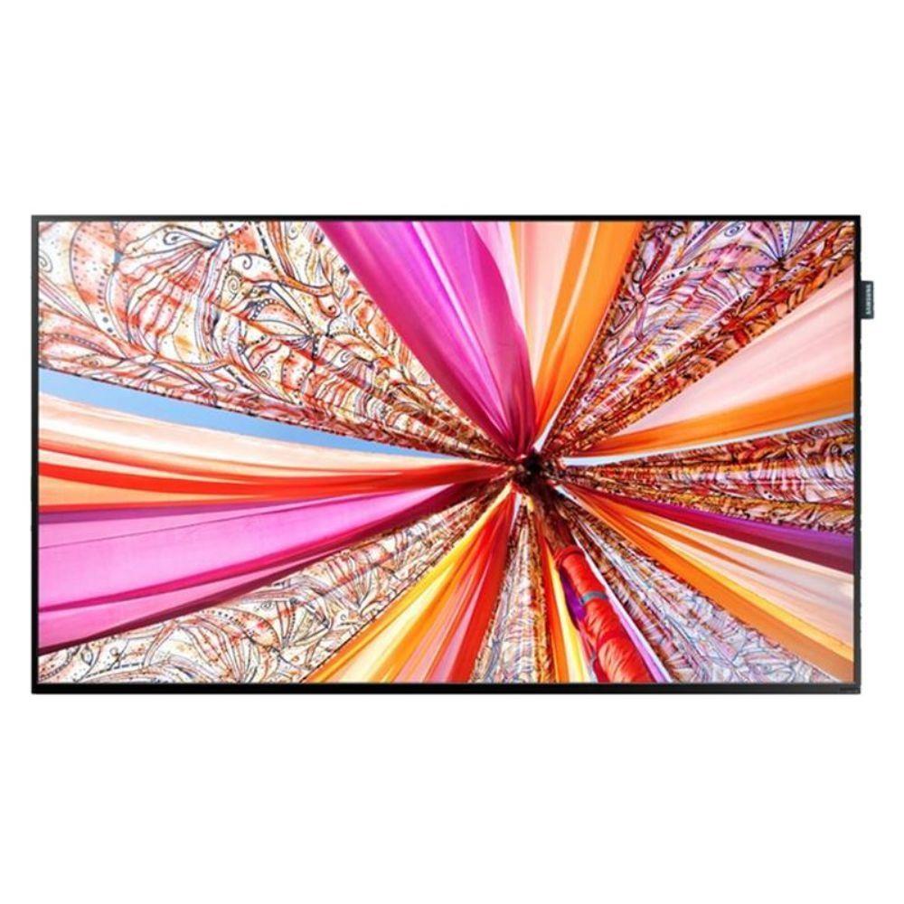 Monitor Profissional Samsung LED / LFD 48 ´ DM48E, USB, HDMI, DVI, Smart Signage - Preto