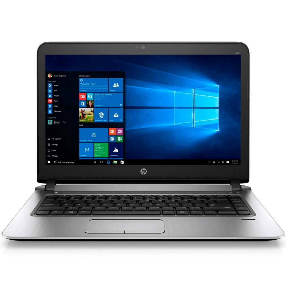 Notebook HP Probook 440 G3, Intel Core i7 - 6500U, HD 1TB, RAM 8GB, Tela 14 ´, Windows 8.1 Pro