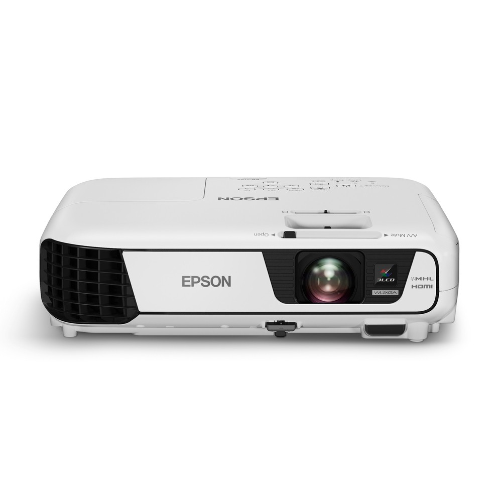 Projetor Multimídia Epson Powerlite U32+ 3200 ANSI Lumens, Tecnologia 3LCD, Full HD, WUXGA, Wireless