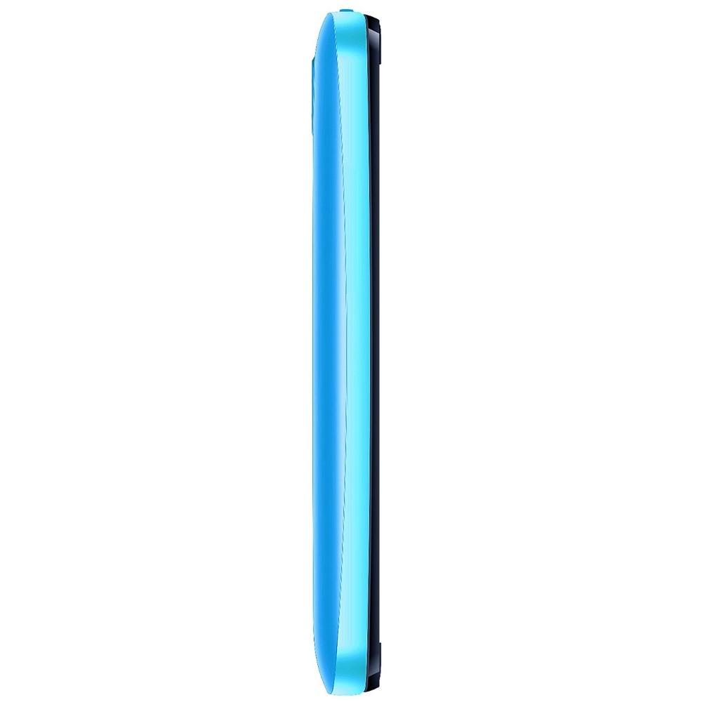 Smartphone BLU Dash Music II D330X Azul, Dual Chip, Tela 4.0 ´ ´, Câm 3.2MP, Android 4.2, Mem 512MB