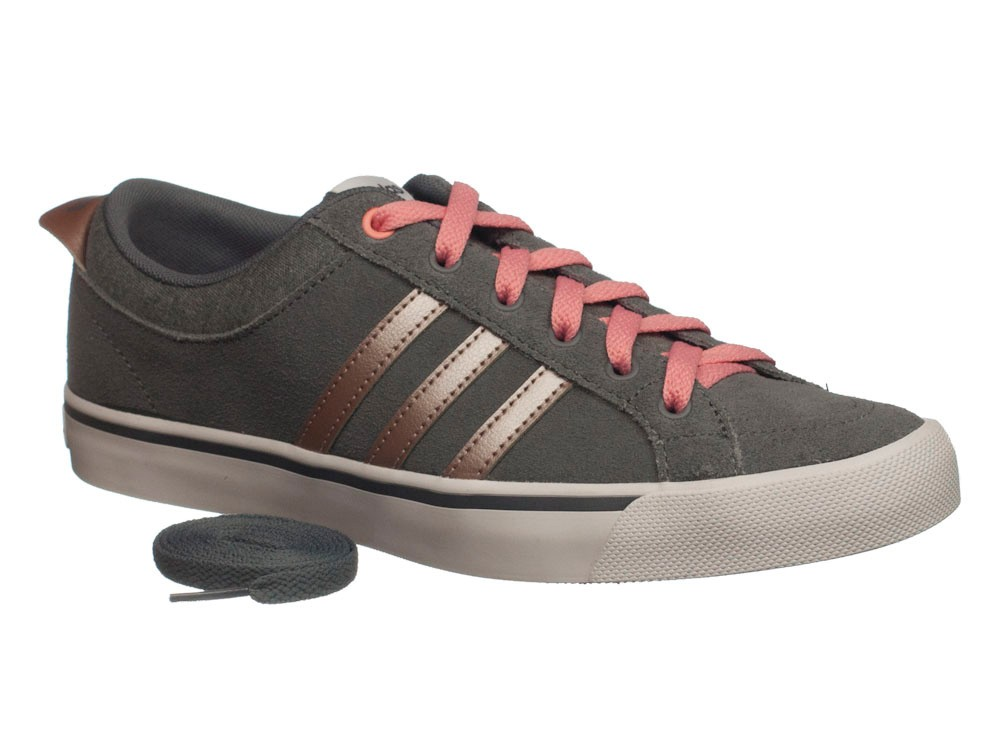 Tenis Adidas Skate Cinza