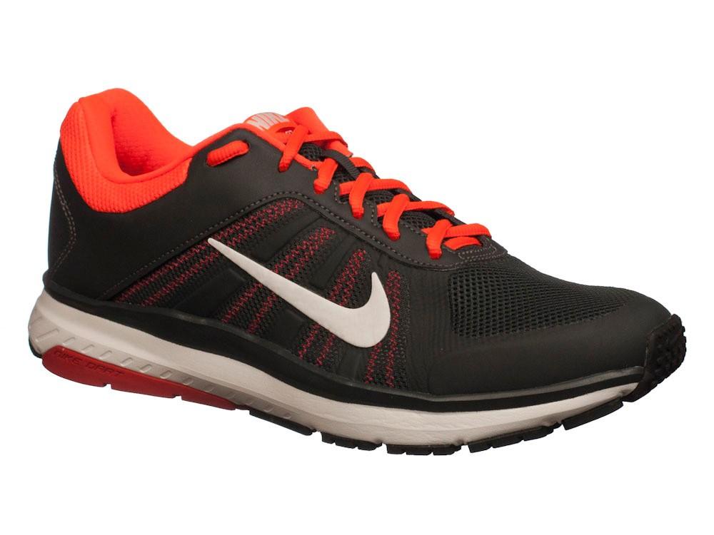 Tenis Nike Running Dart 12 MSL Cinza